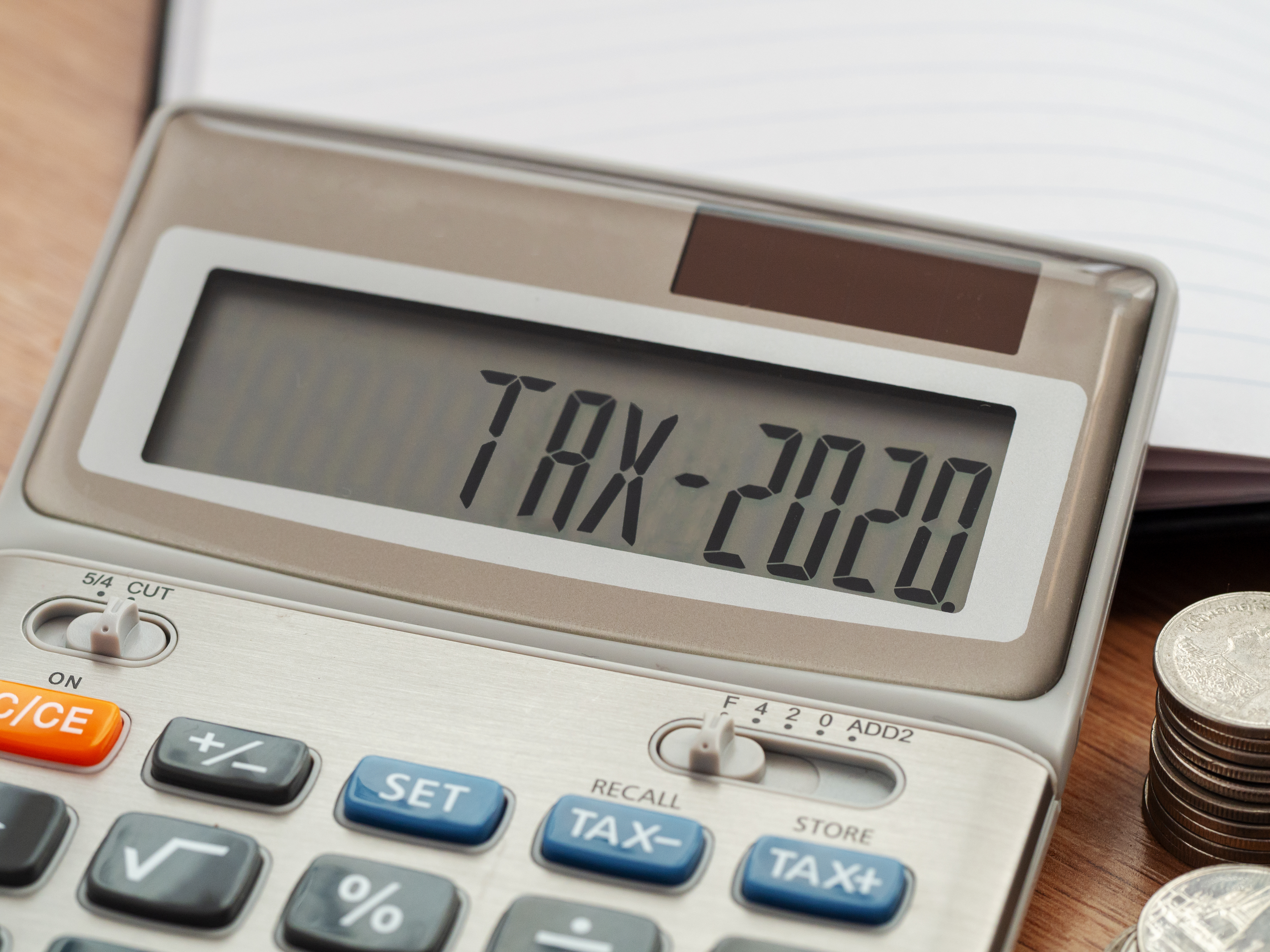 New Tax Planning Opportunities 2020- Your Stimulus Check